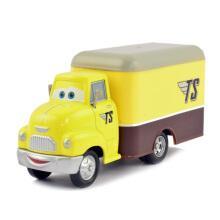 幼童开玩具车冲向北环