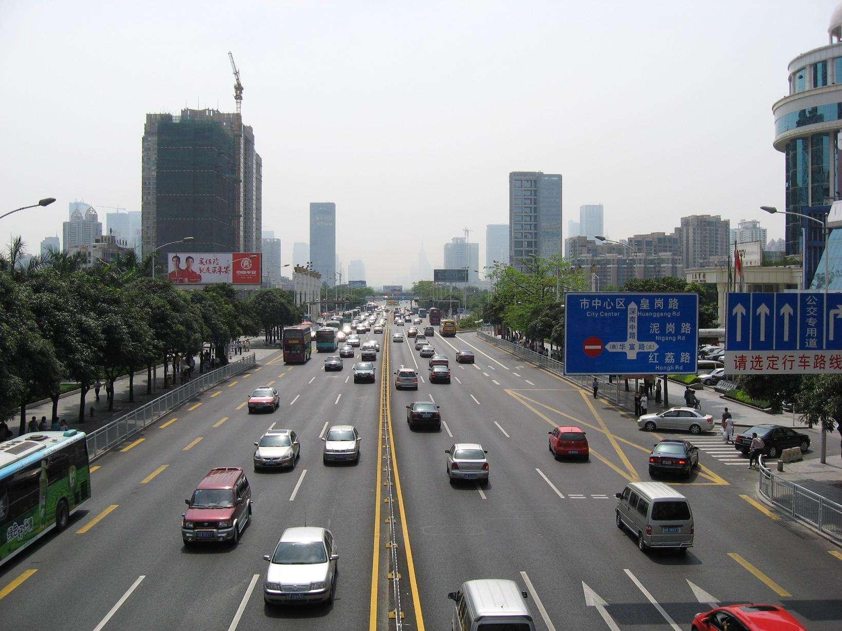 中秋假期深圳道路交通整体顺畅