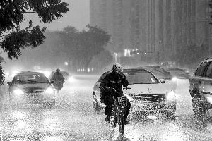 广州暴雨Ⅱ级应急响应启动