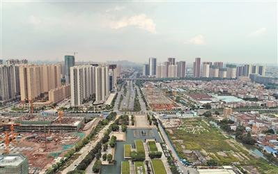 佛山实施城市发展国际化计划 构建对外合作重要城市
