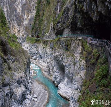 陆建华摄影:台湾花莲一条绝美公路