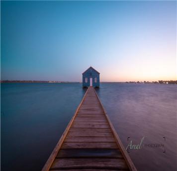 游向蓝天的鱼:漫步大美西澳
