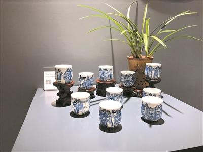 289件景德镇陶瓷亮相南山博物馆