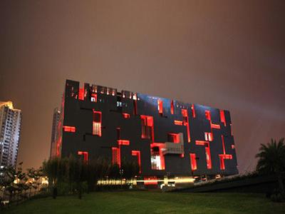 广东省博物馆试行夜间开放