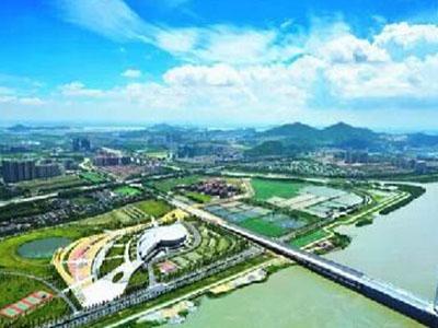 广州南沙明珠湾新定位