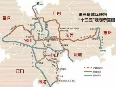 """广州地铁""""朋友圈""""扩充,未来可与9城地铁互通"""