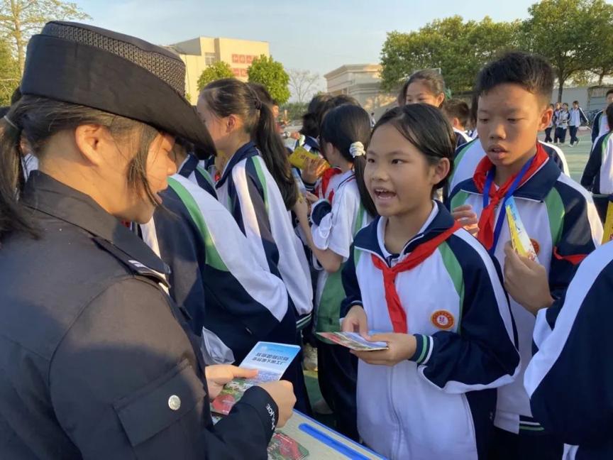 惠州龙门举办纪念少先队建队71周年暨预防毒品违法犯罪教育活动