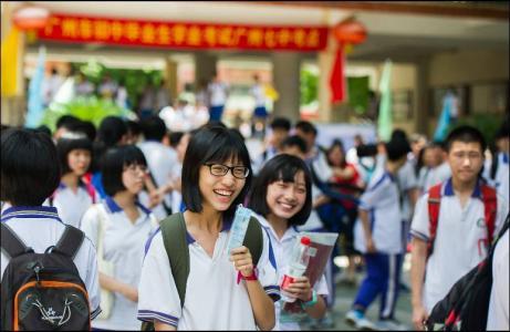 东莞市11万多名学生今日参加中考 较上年增加2150人