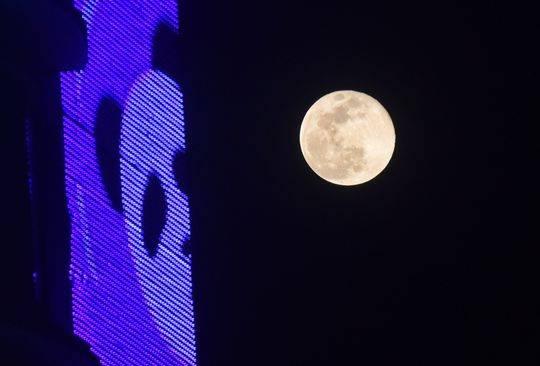 """错过本轮""""超级月亮""""今年还有这些奇特天象一饱眼福"""