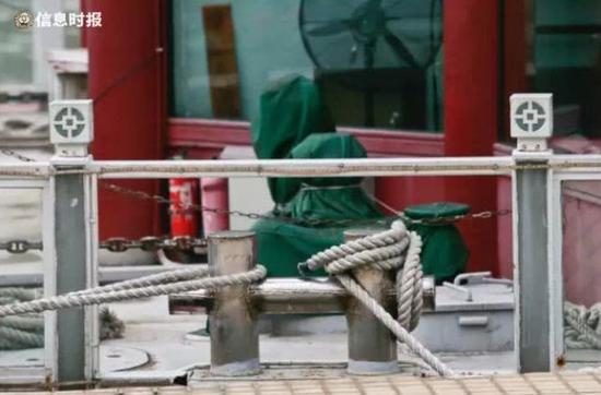 2015年9月涉事船只图片。信息时报 摄影记者 康健