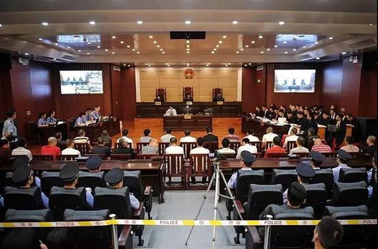 广东一涉黑头目涉嫌垄断猪肉市场 终审获刑25年