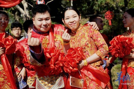 打造婚旅平台 倡导文明新风