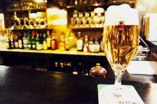 在 Marjellchen餐厅还有不可错过的德国啤酒 Mickey