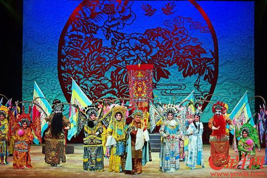 广东戏迷有福了 41场戏剧演出全