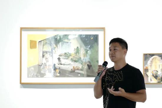 《【摩登2平台app登录】如你所见——林凤婷、王昌淦、吴特、谢天卓、许伟波作品展开幕》