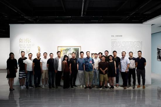如你所见——林凤婷、王昌淦、吴特、谢天卓、许伟波作品展开幕
