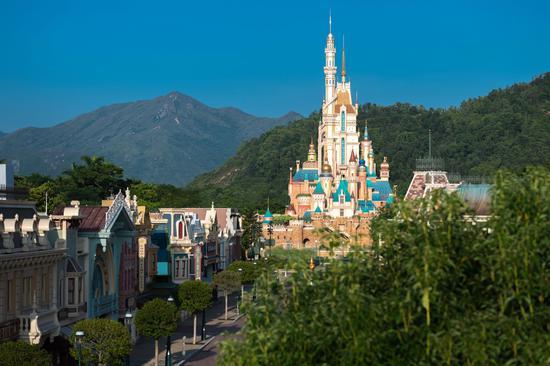 香港迪士尼庆祝奇妙15载 本月21日举行15周年奇妙庆典