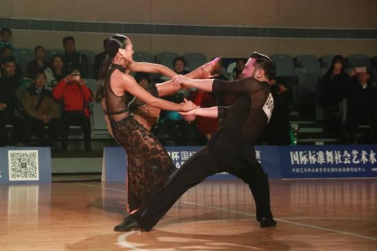 广东省体育舞蹈赛事活动即将在佛山狮山镇登场