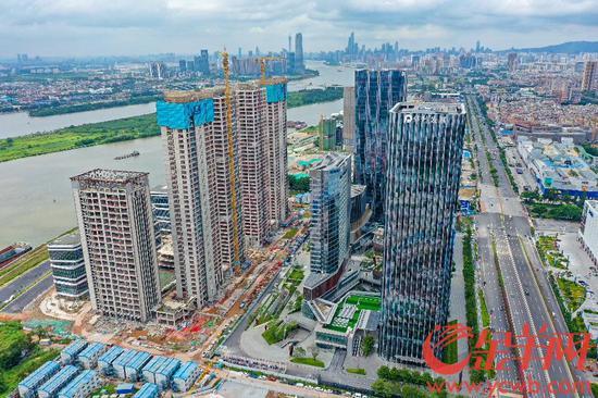 广州市首批经评定的超甲级和甲级写字楼来了