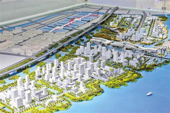深圳海洋新城揭开神秘面纱 规划面积7.44平方公里