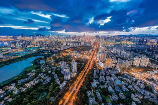 深圳市。(来源:深圳特区报)