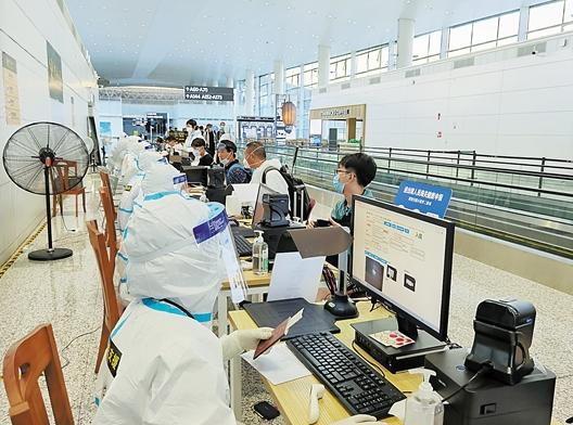 广州检出今年首例输入性卵形疟 旅客入境即送院治疗