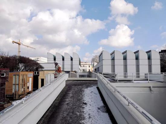柏林包豪斯博物馆(Bauhaus Archive) Nancy Zhang