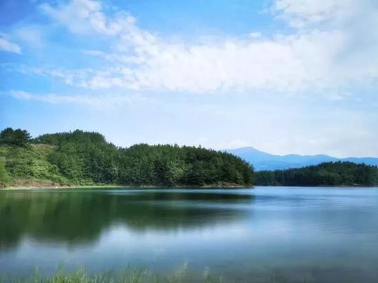 孔江国家湿地公园