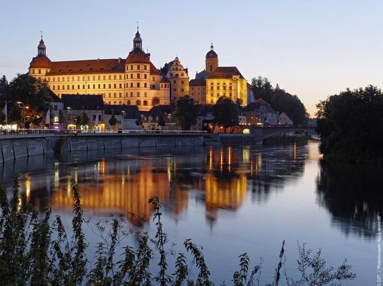 """巴伐利亚州东部——欧洲中部的""""心脏"""""""