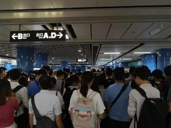 1113.13万!中秋前一天广州地铁客流刷出新高