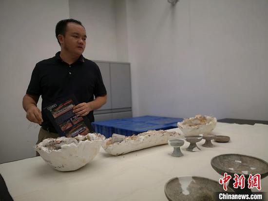 考古发现距广州古城最近、分布最集中的先秦时期遗存