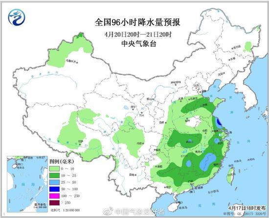 大升温或致南方迎来激烈强对流天气 广东首当其冲