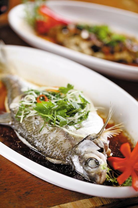 清蒸野生鳊鱼