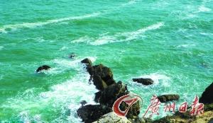大亚湾是电影主要取景地之一。