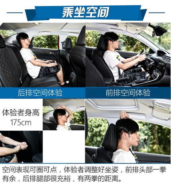 可谓脱胎换骨 试驾新一代东风标致308-图5