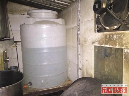 深圳13名餐馆负责人被拘留