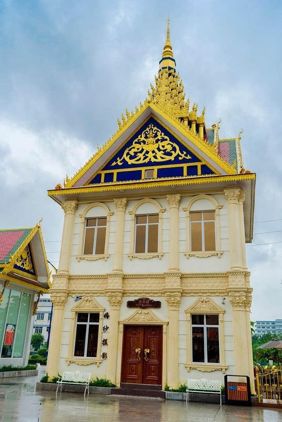 藏身花都的泰国风情 以为广州只有欧式风情