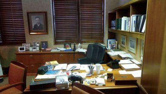 巴菲特的办公室