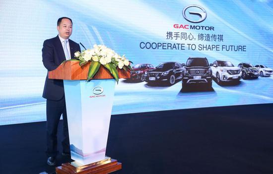引领中国品牌高端突破,传祺成为中国汽车传奇
