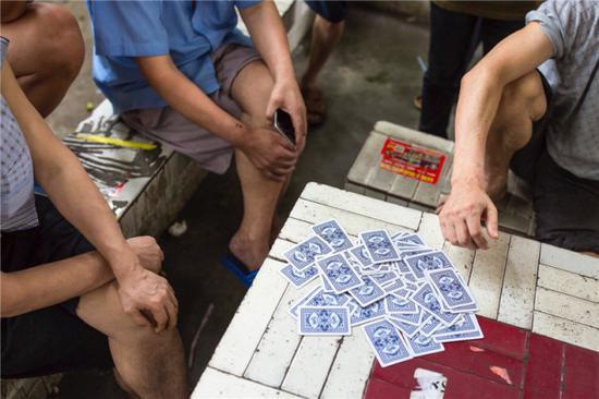 ▍警方按治安处罚法进行处罚,身上赌款达一定金额