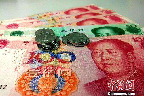 上半年收入增速有望继续跑赢GDP增速。(资料图)中新网记者 李金磊 摄