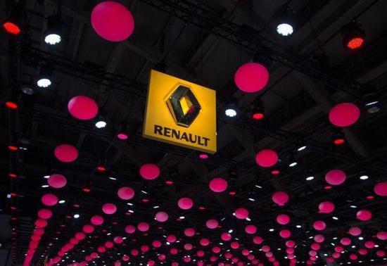 雷诺上半年全球销量增10.4% 创同期新高
