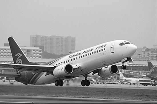 当事深航航班是这种A320机型。 资料图