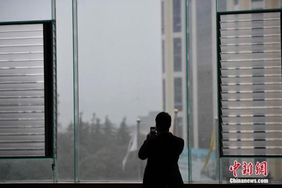 资料图:云南降雨。中新社记者 刘冉阳 摄