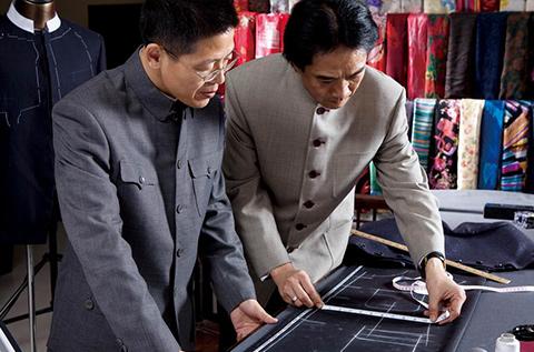 中山市华人礼服董事长陈文铸先生