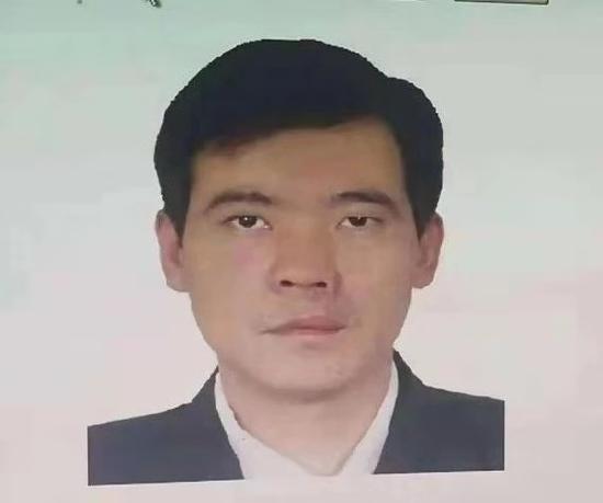 犯罪嫌疑人杨日初。来源:英德市公安局