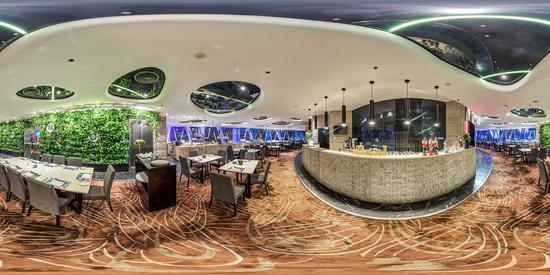 吉尼斯世界纪录——建筑物中最高的旋转餐厅