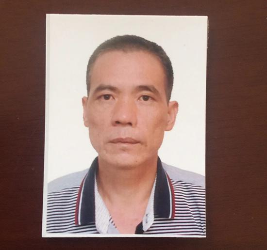 广东英德12.4枪杀案嫌疑人杨日初近照。来源:英德市公安局