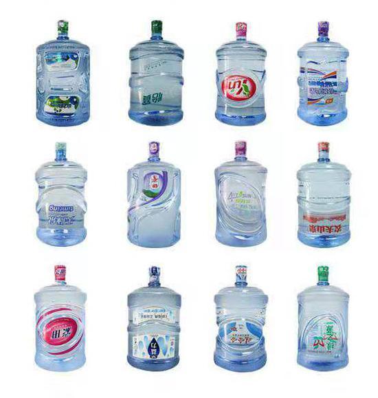 12款桶装水品牌