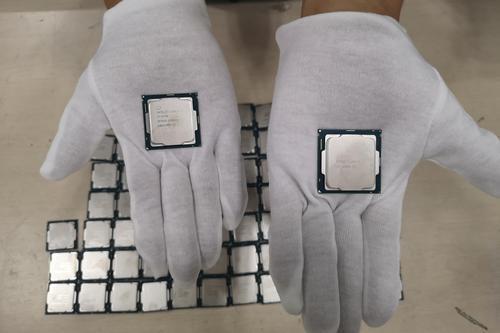 走私CPU入境被查